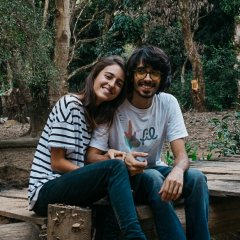 Sítio Córrego Alto - Manuella Stefani e Tomé Lavigne