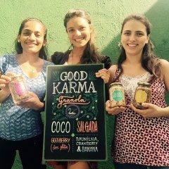 Good Karma - Marina, Laine e Ana