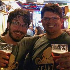 Cervejaria Oceânica - Caio Delgaudio e Rafael Bertges