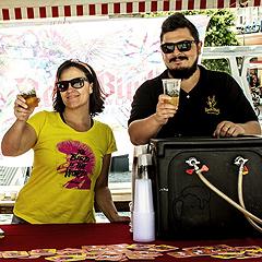 Rockbird Craft Brewery - Afonso Dolabella e Lucia Helena Fagundes