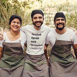 Pedra e Oliva - Guilardo, Ana Paula e João