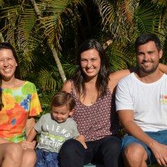 Tatim Comidinhas - Fernanda, Gabriel e Patrícia