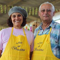 Ares da Bocaina - Sandra Regina de Oliveira e Hale Borges Junior