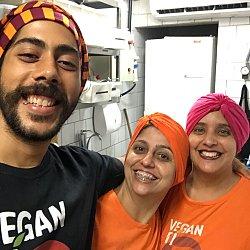 Vegan Ti - Tiago Feitosa e Ana Paula