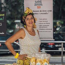 Santa Banana - Dea Camargo