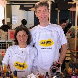 SoulBrasil Cuisine - Leticia e Peter