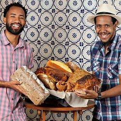 Boulangerua - Sandro e João