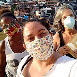BECCON Limpeza Natural - Grupo de Mulheres do PPG ( Pavão /Pavãozinho/ Cantagalo) coordenado por Catarine Bezerra.