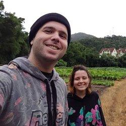 Cajuína - Julia e Hector