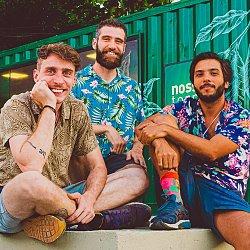 Fuzz Cafés - Pedro Foster, João Foster e Sergio Kienteca