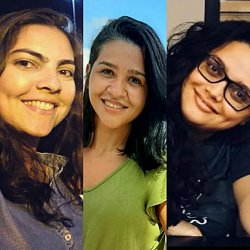 Ahow Veg - Ana Alice, Adriana e Jeovana